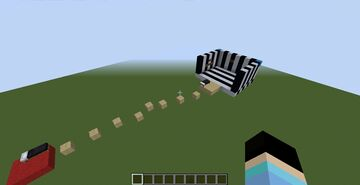 PARKOUR DOWN Minecraft Map & Project