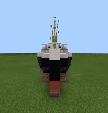 ss europa (1928) (my design) Minecraft Map & Project