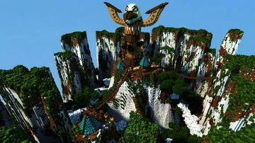 Totem pole - Eyelight Minecraft Map & Project
