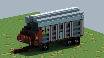 H&S FB7416, Forage Wagon [With Download] Minecraft Map & Project