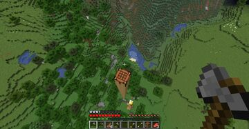 Dream's Boat Clutch from The 5 Hunters Manhunt Recreation Minecraft Map & Project