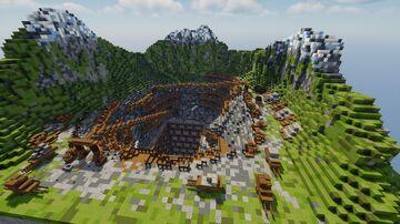 ⛏️ Mining event ⛏️ Minecraft Map & Project