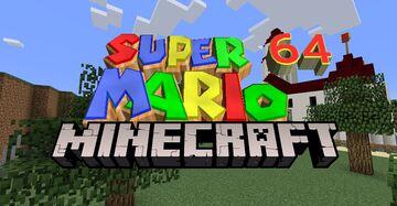 Super Mario 64 Minecraft (WIP) Minecraft Map & Project