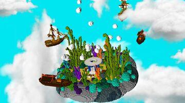 🌊 FREE OCEANIC LOBBY/HUB 🌊 Minecraft Map & Project