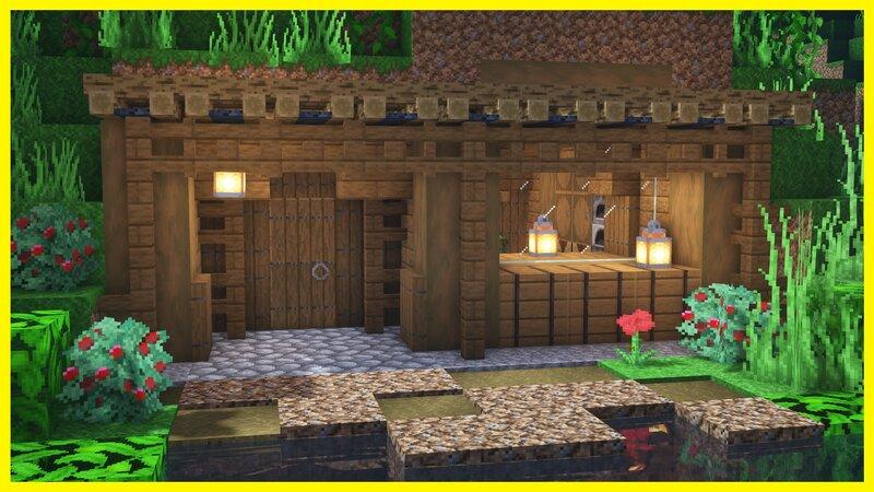 ⚒️ Minecraft: Survival Base (Quick Tutorial)
