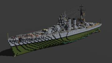 RN Giulio Cesare Minecraft Map & Project
