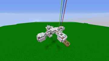 Simple redstone base Minecraft Map & Project