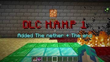 Half A Heart Parkour DLC 1 Minecraft Map & Project