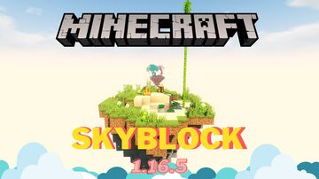 Skyblock 1.16.5 (NEW VERSION) Minecraft Map & Project