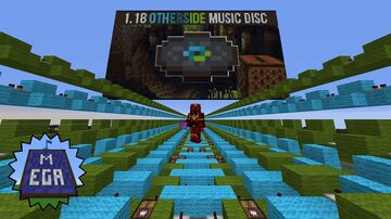 Lena Raine - Otherside (note block cover) Minecraft Map & Project