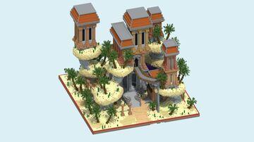 HCF Desert Spawn - By Xayden Minecraft Map & Project