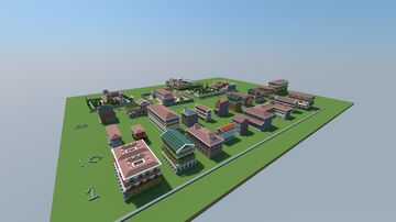 Byzantine House Pack Minecraft Map & Project