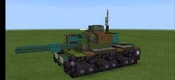 M60 Minecraft Map & Project