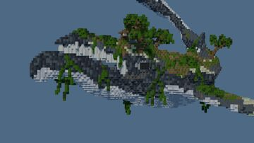 Fantasy Whale - organic [1.16] Minecraft Map & Project