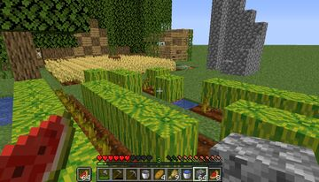 farming simulator (unfinished) Minecraft Map & Project