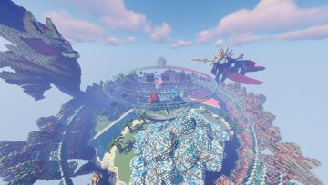 PixelChaser Pixelmon Spawn - Completed Commission by MagmaTeam Minecraft Map & Project