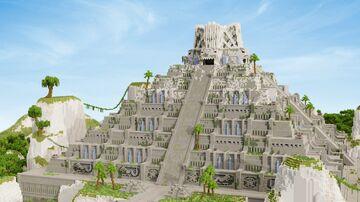 Minecraft Jungle Temple Transformation Minecraft Map & Project