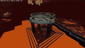 SCP-Map (with Site-18) Minecraft Map & Project