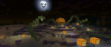 50 Floors Of Halloween Parkour Minecraft Map & Project