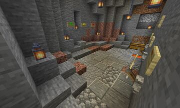 PvP practice map against mobs  1.17.1 or 1.17 Minecraft Map & Project