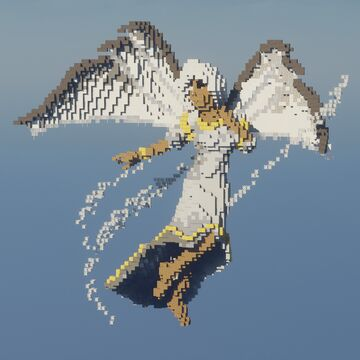 Angel Minecraft Map & Project