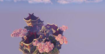KREED | Oriental Hub Minecraft Map & Project