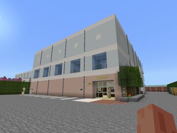 Dunder Mifflin (from The Office) Minecraft Map & Project