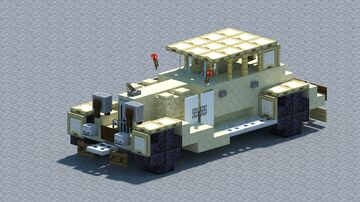 1929 Duesenberg Model J [With Download] Minecraft Map & Project