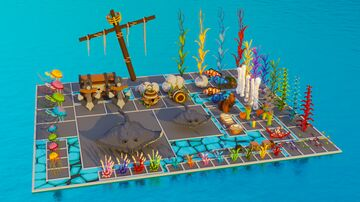 Aquatic bundle pack for sale by FoGaN Minecraft Map & Project