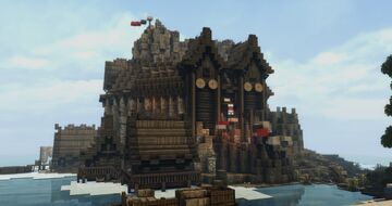 Frydals Fort (Conquest reforged) Minecraft Map & Project