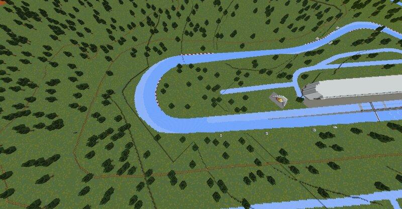 F1 Zandvoort Ice Boating Track