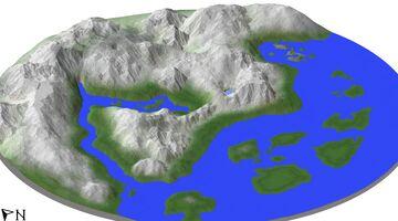 Vastlands Minecraft Map & Project