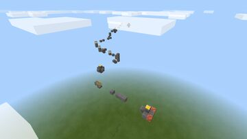 Stage 3 Oddy Minecraft Map & Project