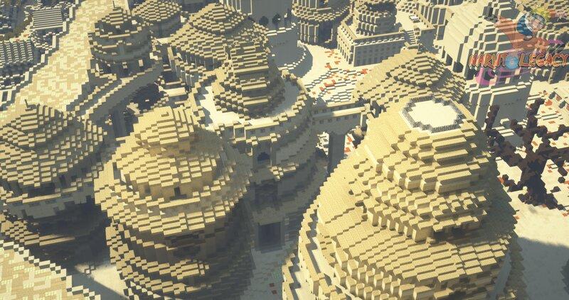 Towers of Sunagakure