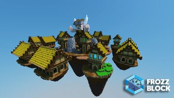 BedWars MapPack Minecraft Map & Project