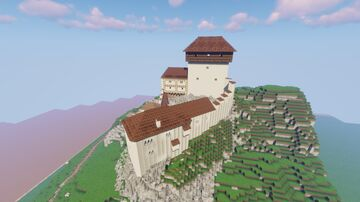 Burg Witwald Minecraft Map & Project