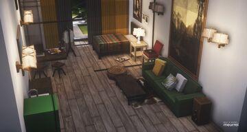 [Cocricot] Small Cozy College Dorm #1 Minecraft Map & Project