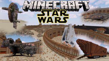 Star Wars - Tatooine Minecraft Map & Project