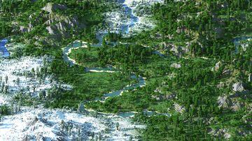 Chizzeta - 5000x5000 | Landscape Map 1.16 Minecraft Map & Project