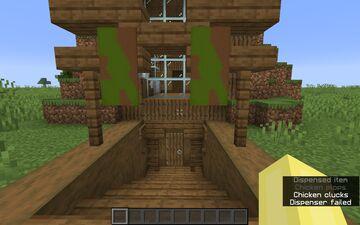 Mini Hobbit Hole Minecraft Map & Project