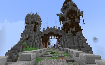 Mania Minecraft Map & Project