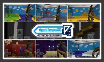 RyanMinecraft71: CHIKEN SHOOTING Minecraft Map & Project