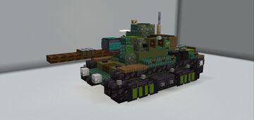 M60 (Redux) Minecraft Map & Project