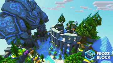 League Of Legends Lobby Minecraft Map & Project