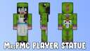 MrsPMC Player Statue