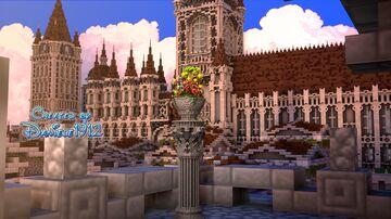 Capitello -Vase holder Column Minecraft Map & Project