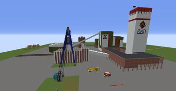 Coal Mine Minecraft Map & Project