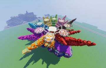 Pokemon / Pixelmon Lucky Dip / Crane Game - Completed Commission Minecraft Map & Project