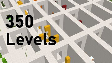 350 Levels - The Longest Parkour In All Of Minecraft - Created By Evilcow Minecraft Map & Project