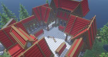 LOBBY / SPAWN - 150x150 Minecraft Map & Project